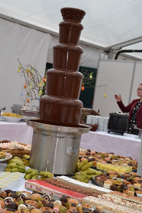 chocoladefontein large verhuur