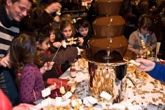 Chocoladefontein het paleis antwerpen (4)