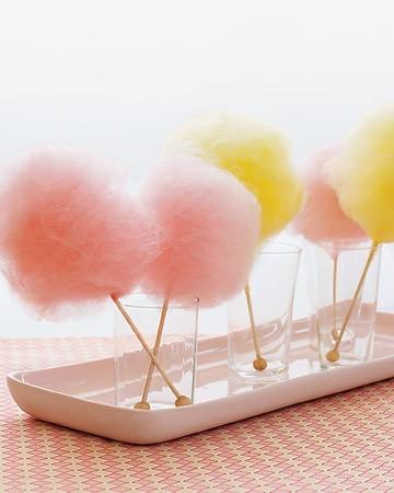 Benodigdheden suikerspin