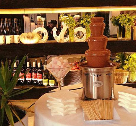 huur chocoladefontein small 60 cm