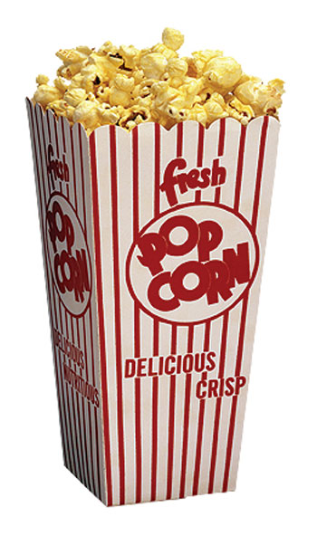 Popcornbeker 50g