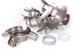 Cascade-chocoladefontein-onderdelen