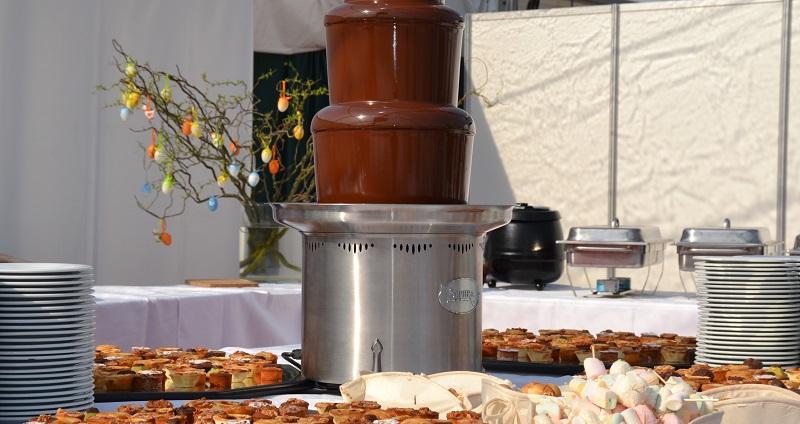 Chocoladefontein huren of kopen