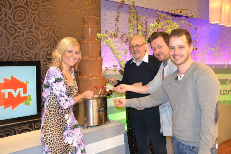 chocoladefontein studioTVL Limburg