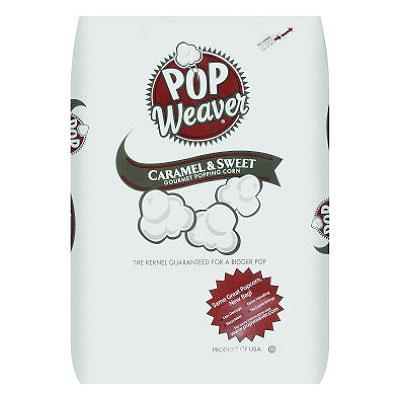 popcorn mais weaver