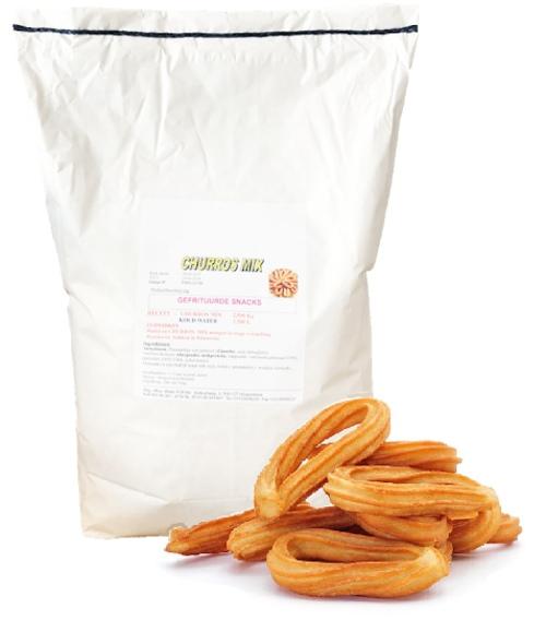 churros mix 10kg funfood
