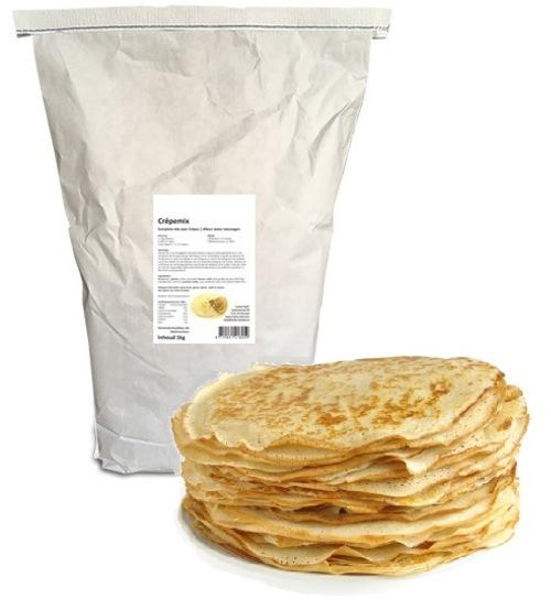 pancake mix 10kg funfood