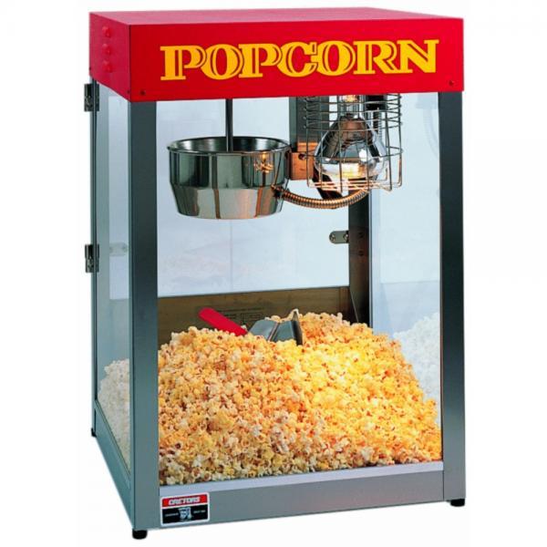 popcornmachine cretors goldrush T2000 8oz