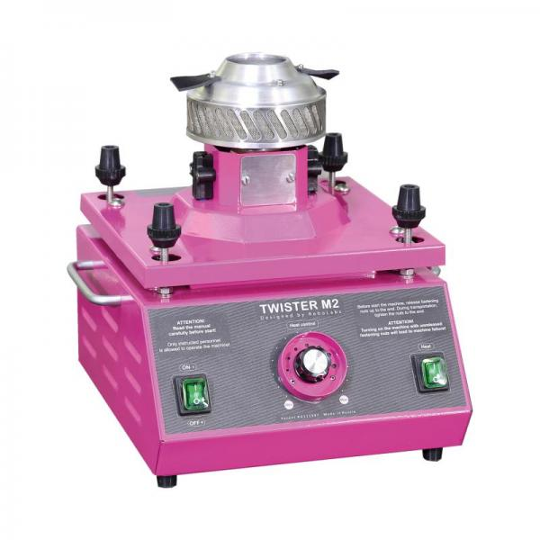 suikerspinmachine robolab twister