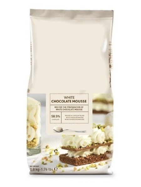 witte mousse 1kg funfood